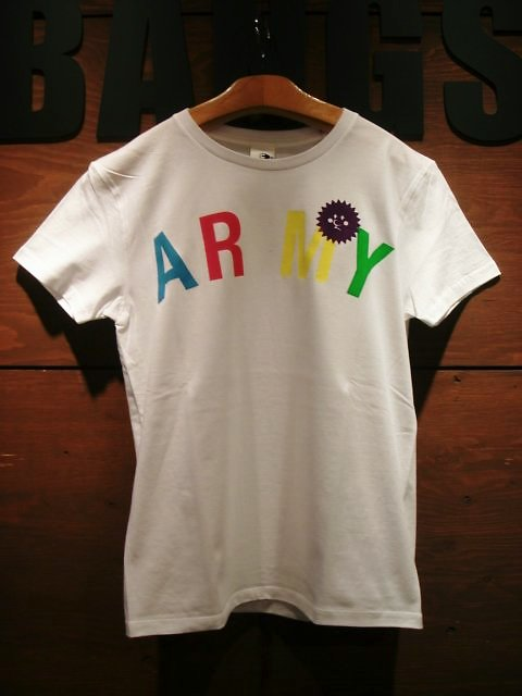 『harpoon』〜ARMY Tシャツ〜